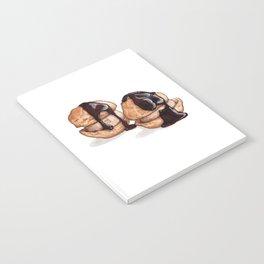 Desserts: Profiteroles Notebook