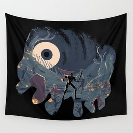 Sir Daniel Fortesque Wall Tapestry