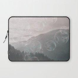 Dreamy Outdoor Mountain Landscape Laptop Sleeve