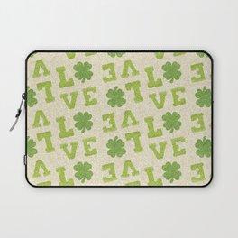 St. Patricks Day Pattern Laptop Sleeve