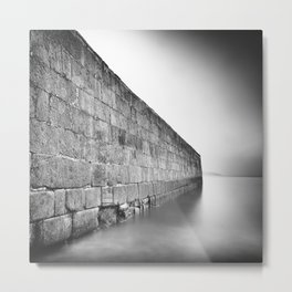 East Wall Metal Print