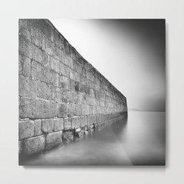 East Wall Metal Print