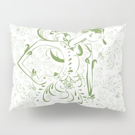 Art of Wayang Pillow Sham