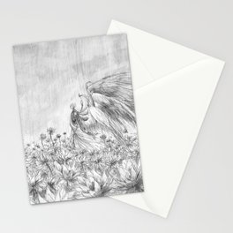 Silence- A Fable Stationery Cards