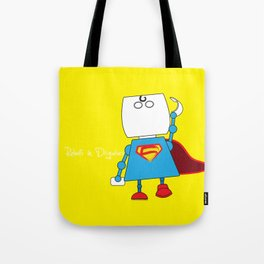 Robots in Disguises Tote Bag