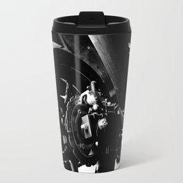Kawasaki Ninja Motorcycle Wall Art II Travel Mug