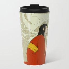 volcano -day version- Travel Mug