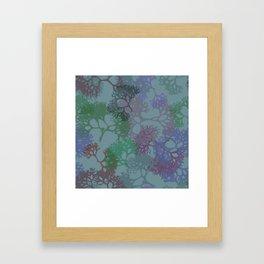 Light Irish Moss Framed Art Print