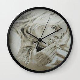 Diane Kruger Wall Clock