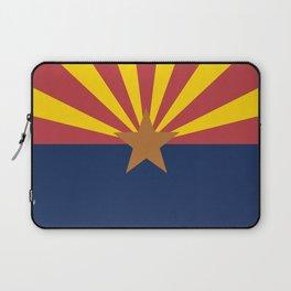 Flag of Arizona Laptop Sleeve
