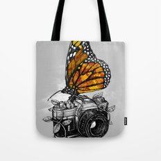 Nature Photography Tote Bag