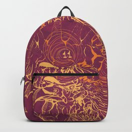El Briguento - The Fighter (Golden) Backpack