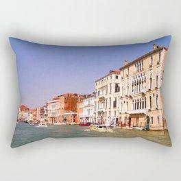 Grand Canal, Venice Rectangular Pillow