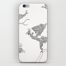 For the Birds iPhone Skin