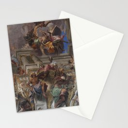 Sant'Ignazio Church 2, Rome Stationery Cards