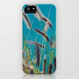 Thin herbs iPhone Case