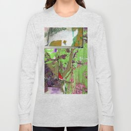 Green Earth Boundary Long Sleeve T-shirt