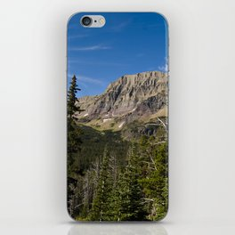 Glacier National Park - Montana Landscape iPhone Skin