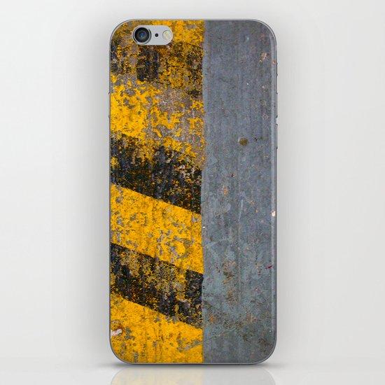 Caution  iPhone & iPod Skin