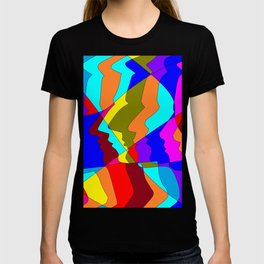 Profiles in Colors and Tones, 60's and 70's T-shirt