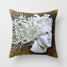 Memoria Throw Pillow