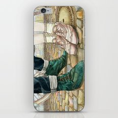 Brogues for a date iPhone Skin