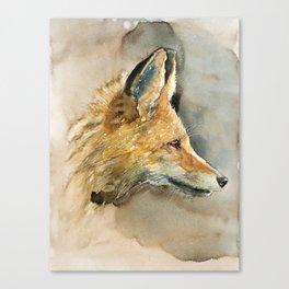 FOX#3 Canvas Print