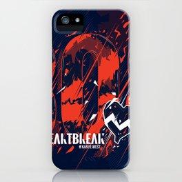 808s & Heartbreak - KW iPhone Case