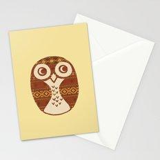 Navajo Owl  Stationery Cards