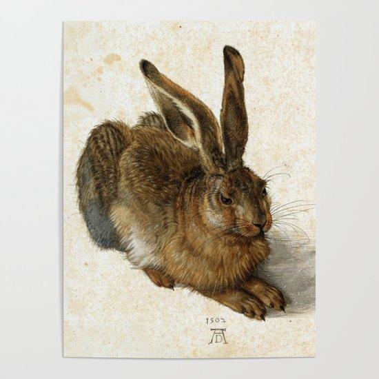 Albrecht Durer Hare by historystuff