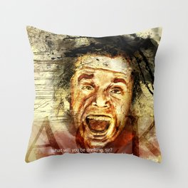 jack torrance Throw Pillow