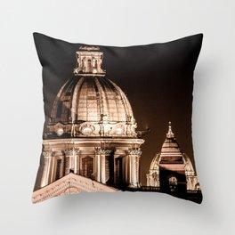 Rome Throw Pillow