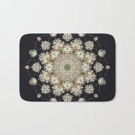 Winter's Spirit Mandala Bath Mat