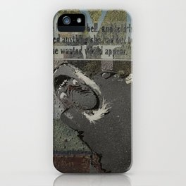 Breadcrumbs: East of the Sun and West of the Moon iPhone Case