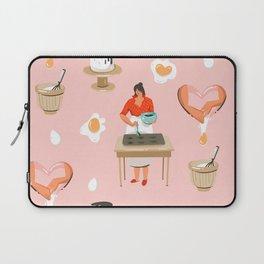 Brownie Batter Laptop Sleeve