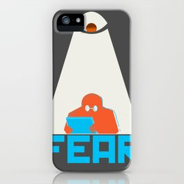 Fear the NSA iPhone Case