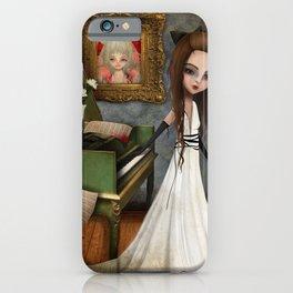 Elizabeth Killbride iPhone Case