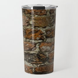 Bricks in the wall Travel Mug