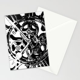 Geared Stationery Cards