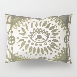"""Love is Growing""  Pillow Sham"