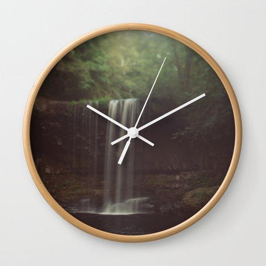 Beaver Falls Wall Clock
