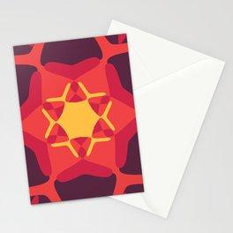 The Weirdest Sunset Stationery Cards