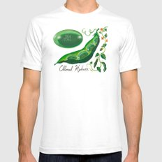 Pill Portraits 4: Chloral Hydrate Mens Fitted Tee SMALL White
