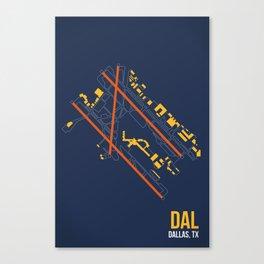 DAL Canvas Print