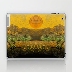 Just Chilling and Dreaming...(Lizard) Laptop & iPad Skin