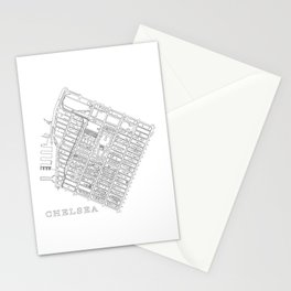 Chelsea Stationery Cards