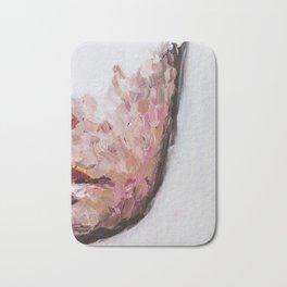 Fragmented Face Bath Mat