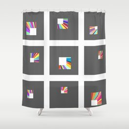 Windows No. 1 Shower Curtain