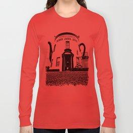 The Java Jive Long Sleeve T-shirt