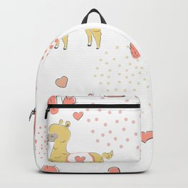 Alpacas Backpack